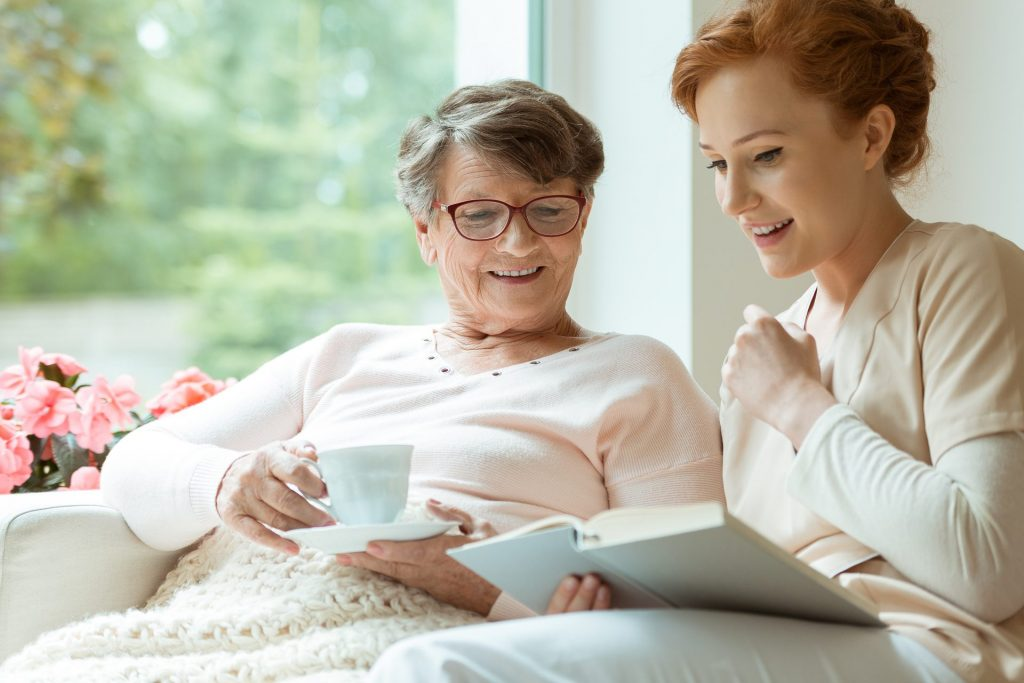 DaySpring In Home Care Services provide an older adult with an experienced professional.